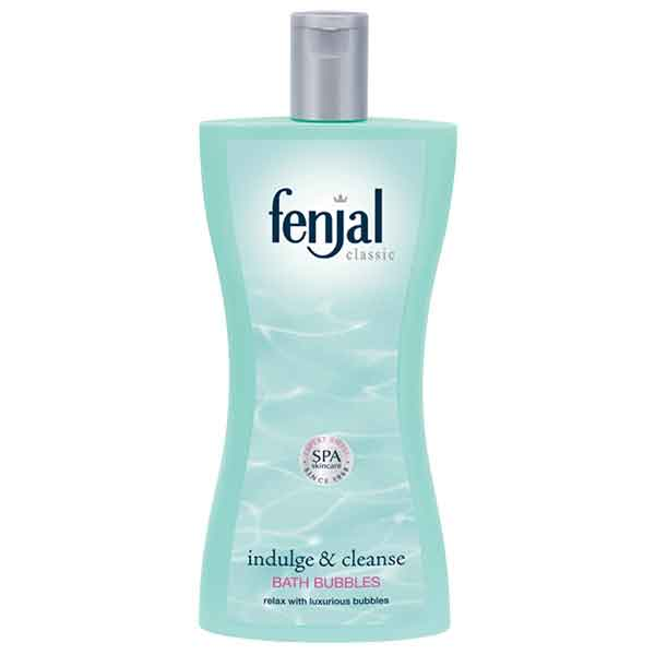 Fenjal Classic Classic Indulge & Cleanse Bath Bubbles 200 ml