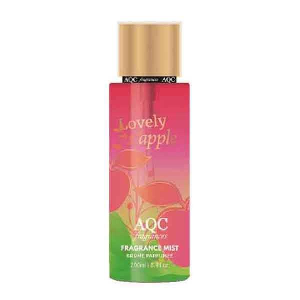 AQC Fragrances Fragrance Body Mist Lovely Apple