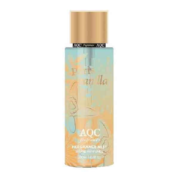 AQC Fragrances Fragrance Body Mist Paris Vanilla