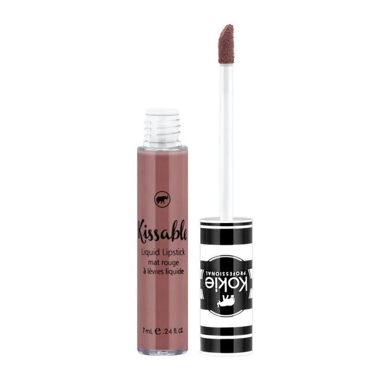 Kokie Kissable Matte Liquid Lipstick Serenity