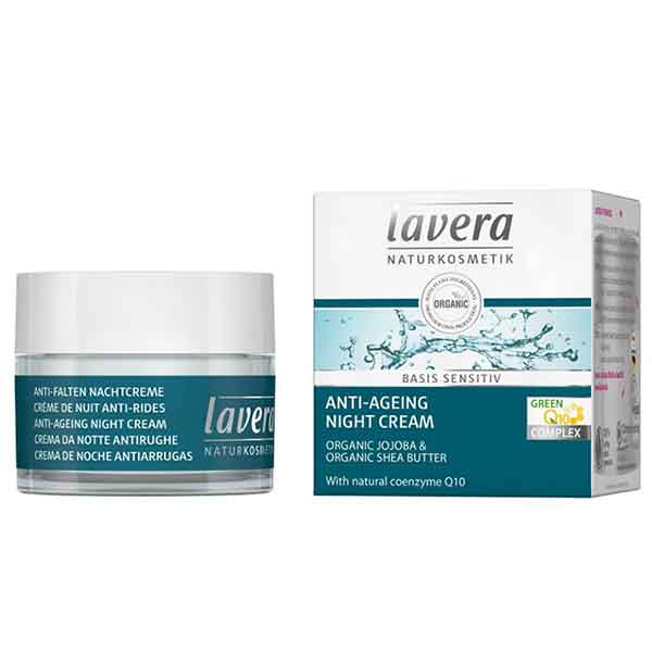 LAVERA Anti-Ageing Night Cream 50 ml