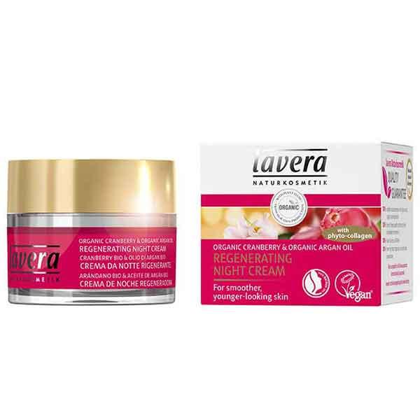 LAVERA Regenerating Night Cream Collagen 50 ml