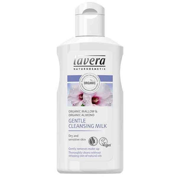 LAVERA Gentle Cleansing Milk 125 ml