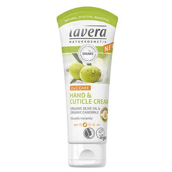 LAVERA Hand and Cuticle Cream 75 ml