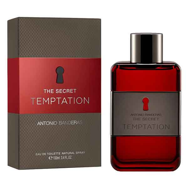 Antonio Banderas The Secret Temptation 100 ml