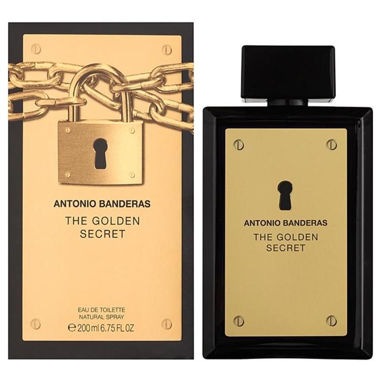 Antonio Banderas The Golden Secret Edt 200 ml