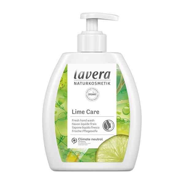 LAVERA Lime Care Hand Wash 250 ml