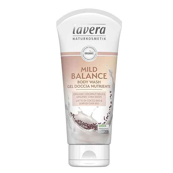 LAVERA Body Wash Mild Balance 200 ml