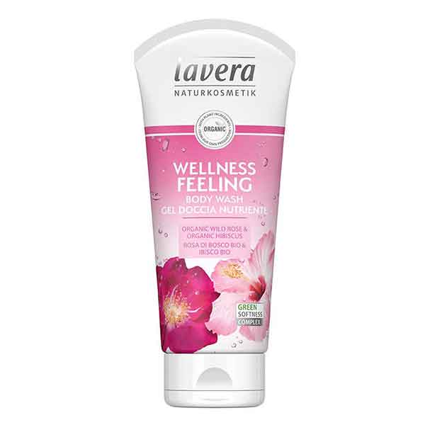 LAVERA Body Wash Wellness Feeling 200 ml