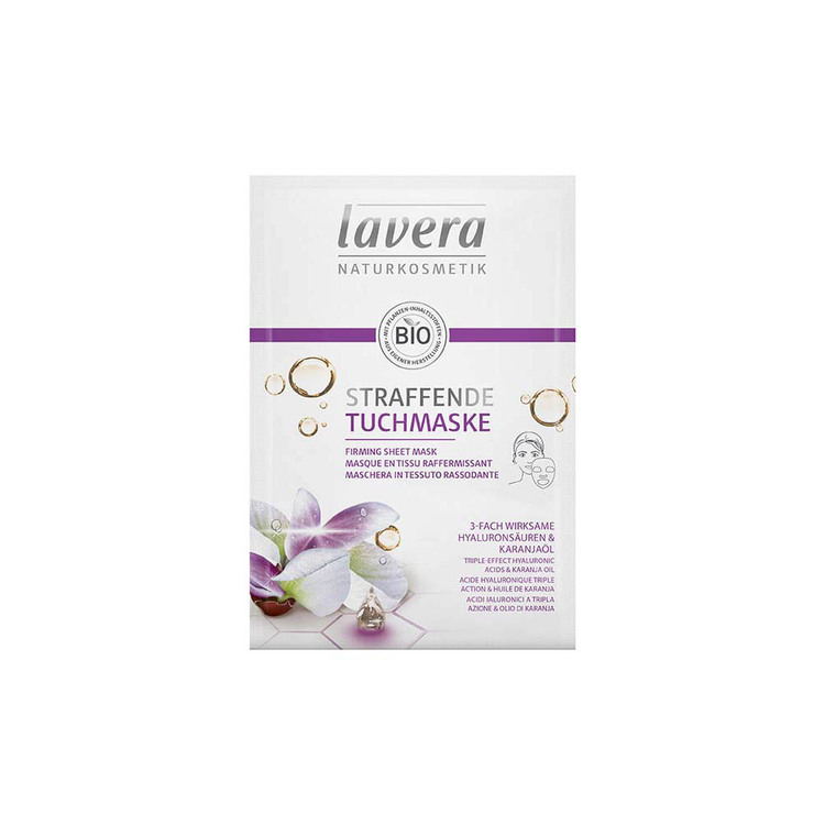 LAVERA Firming Sheet Mask
