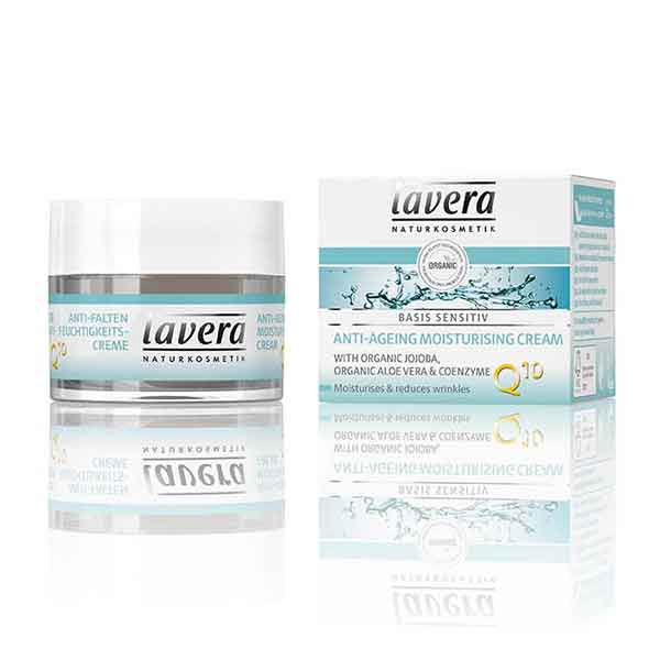 LAVERA Anti-Ageing Moisturising Cream 50 ml