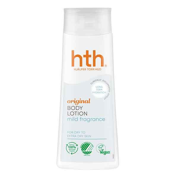 HTH Original Body Lotion mild parfymerad 200 ml