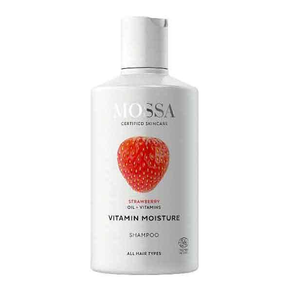 MOSSA Vitamine Moisture Shampoo 300 ml