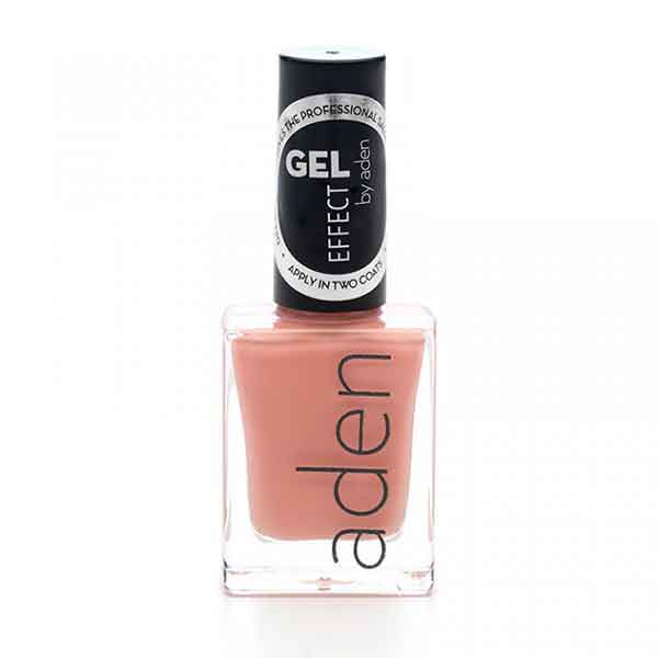 Aden Gel Effect Nail Polish 05 Lovely Pink