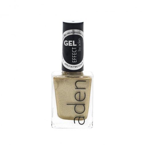 Aden Gel Effect Nail Polish 18 Copper Gold