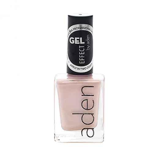 Aden Gel Effect Nail Polish 20 Gentle
