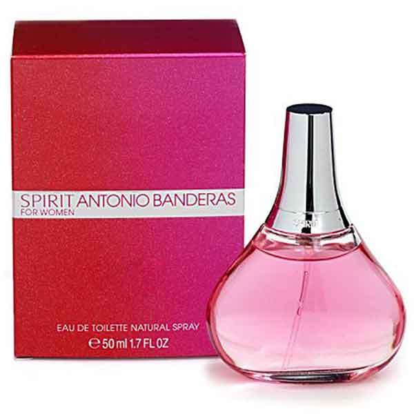 Antonio Banderas Spirit for Women Edt 100 ml