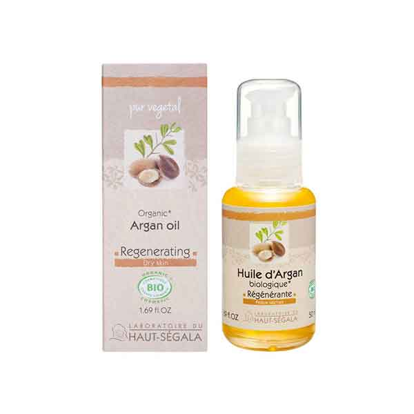 HAUT-SÉGALA Organic Argan oil 50 ml