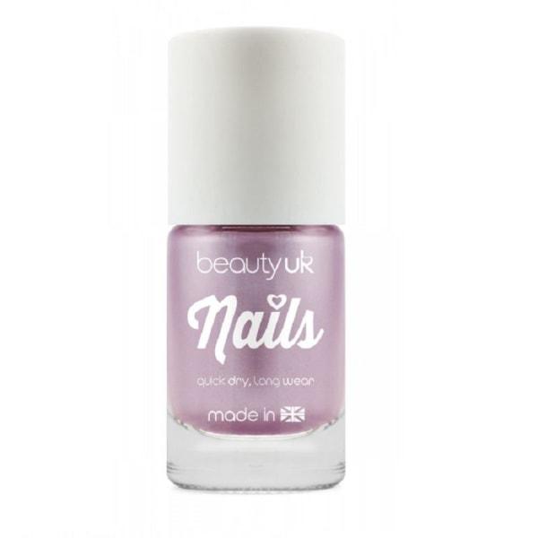Beauty UK Candy Pearl Nail Polish - Lilac