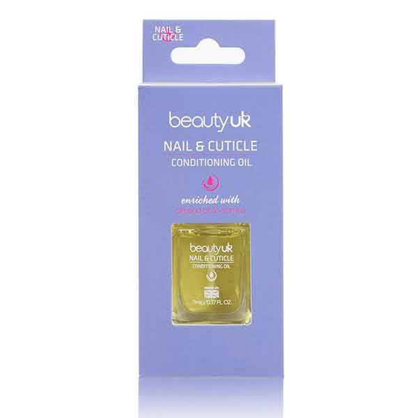 Beauty UK Nail & Cuticle Conditioner Oil