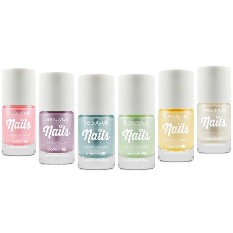 Beauty UK Candy Pearl Nail Polish