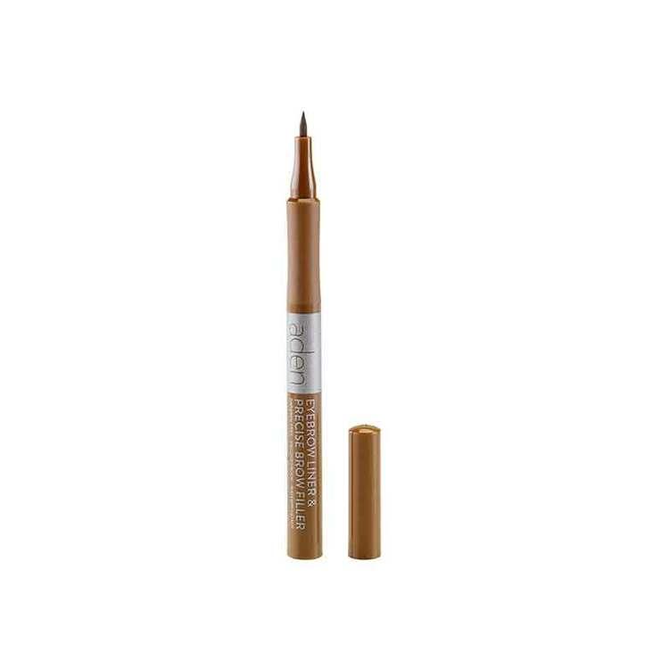 Aden Eyebrow Liner & Precice Brow Filler Auburn