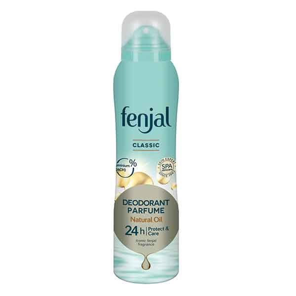 Fenjal Classic Deodorant Parfume Natural Oil