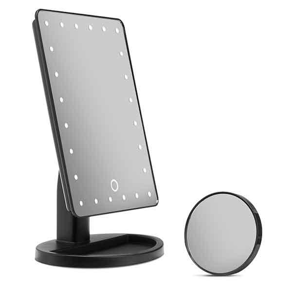 Gillian Jones LED Table mirror w/X10