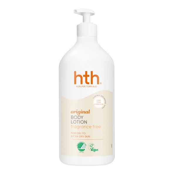 HTH Original Body Lotion oparfymerad 400 ml