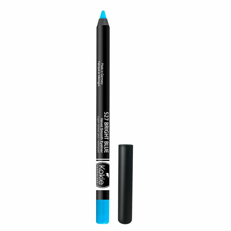 Kokie Velvet Smooth Eyeliner Bright Blue