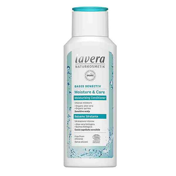 LAVERA Basis Sensitiv Moisture & Care Conditioner 250 ml