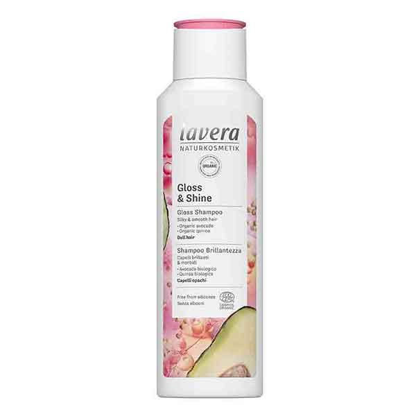 LAVERA Gloss & Shine Shampoo 250 ml