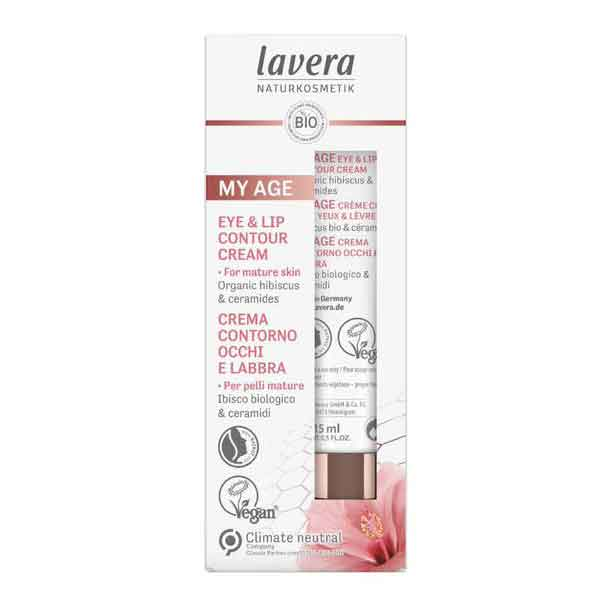 LAVERA My Age Eye & Lip Contour Cream 15 ml