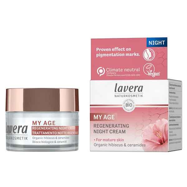 LAVERA My Age Regenerating Night Cream 50 ml