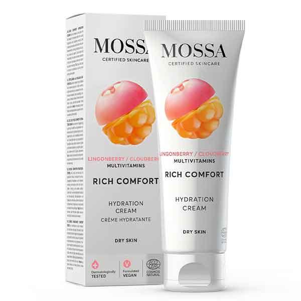 MOSSA Rich Comfort Hydration Cream 50 ml