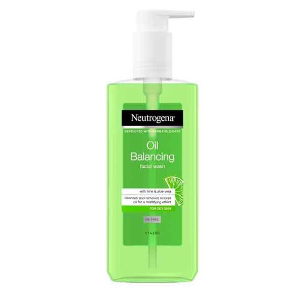 Neutrogena Oil Balansing Facial Wash