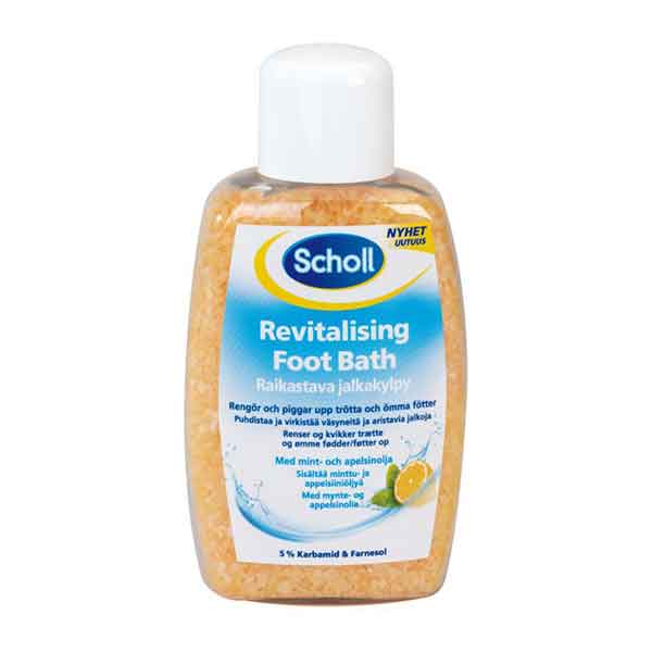 Scholl Revitalising Foot Bath 275 ml