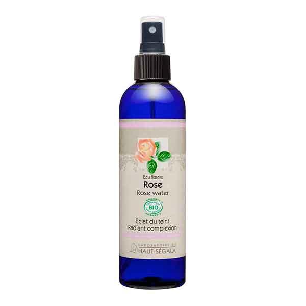 HAUT-SÉGALA Organic Rose water 250 ml
