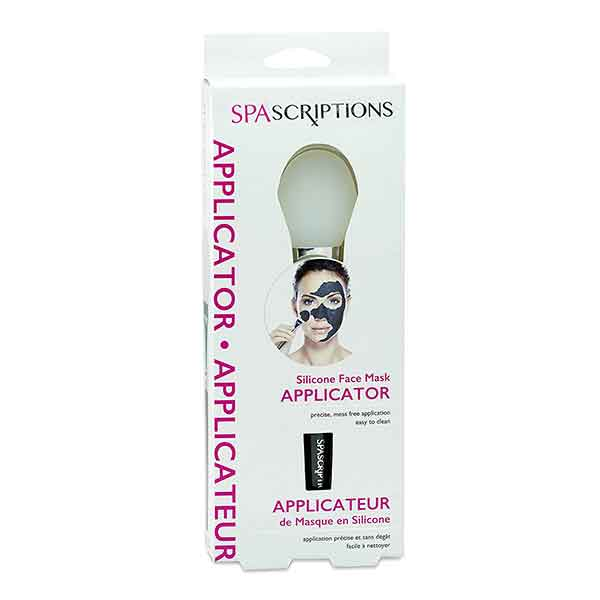 SPASCRIPTIONS Silicone Face Mask Applicator