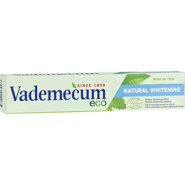 Vademecum Eco Natural Whitening 75 ml