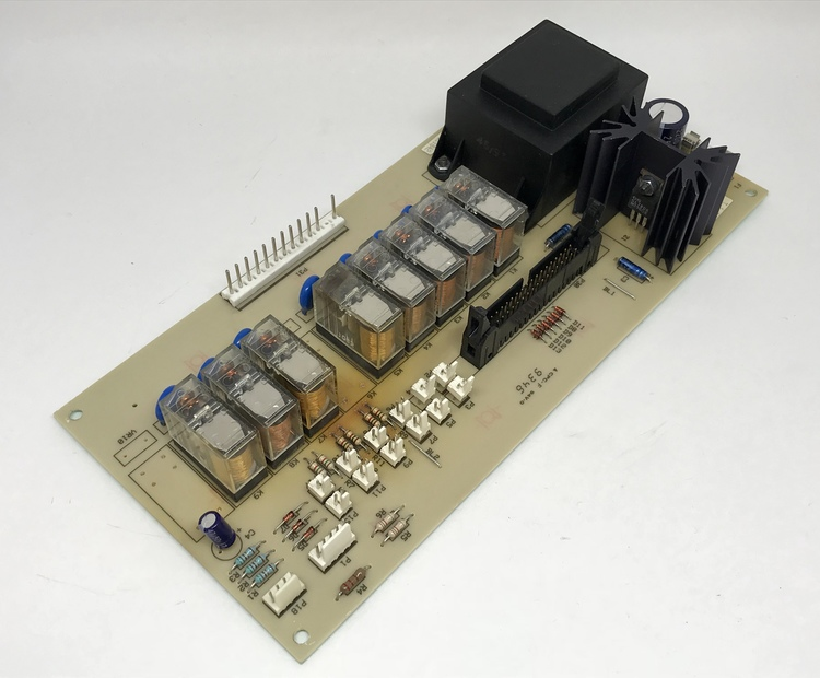 Relay PCB for Elektrostandard 480A