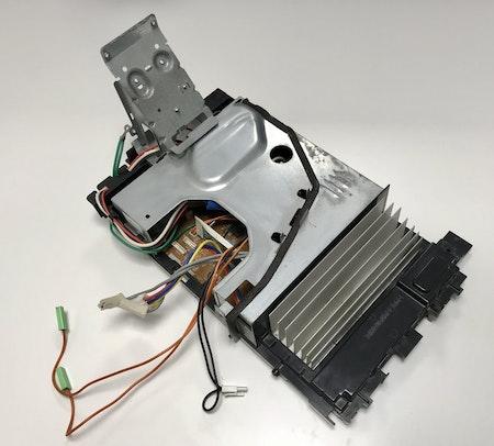 PCB outdoor unit Panasonic CU-HE9DKE