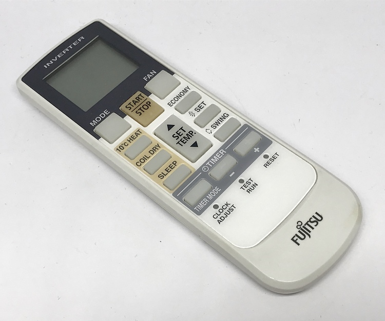 Remote Control to Fujitsu air conditioner (AR-RAE1E)