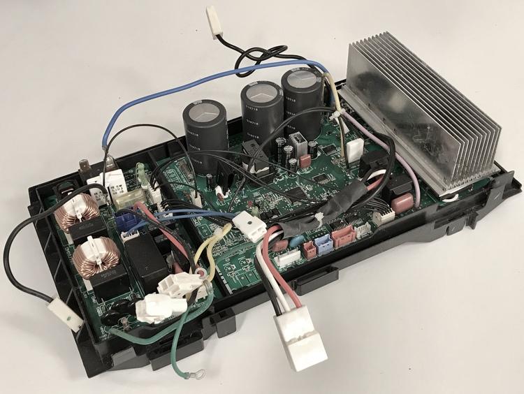 Power card PCB för Mitsubishi MUZ-GA25VAH