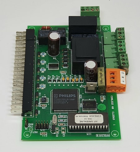 PCB Main Controller Bottom (CL226D)