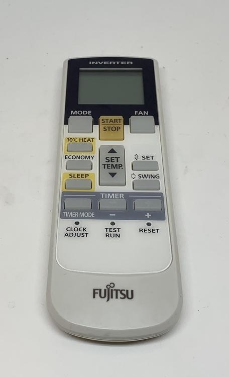 Remote Control for Fujitsu (AR-RAH1E)