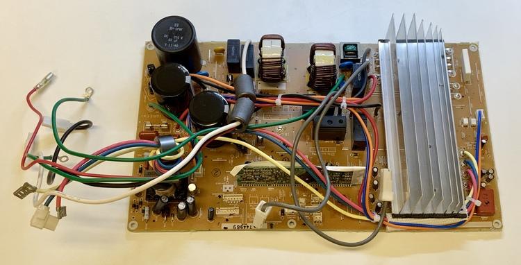 PCB for Panasonic CS-NE9GKE/CU-NE9GKE (A744989)
