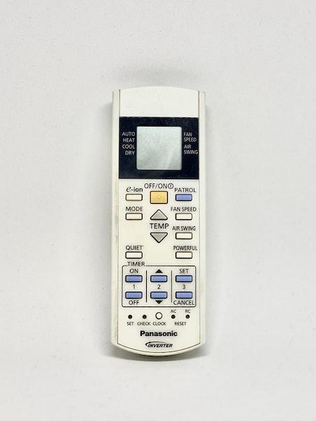 Panasonic Remote Control (A75C3177)