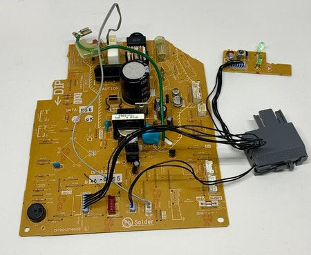 Control Board for Mitsubishi MSZ-GA25VA