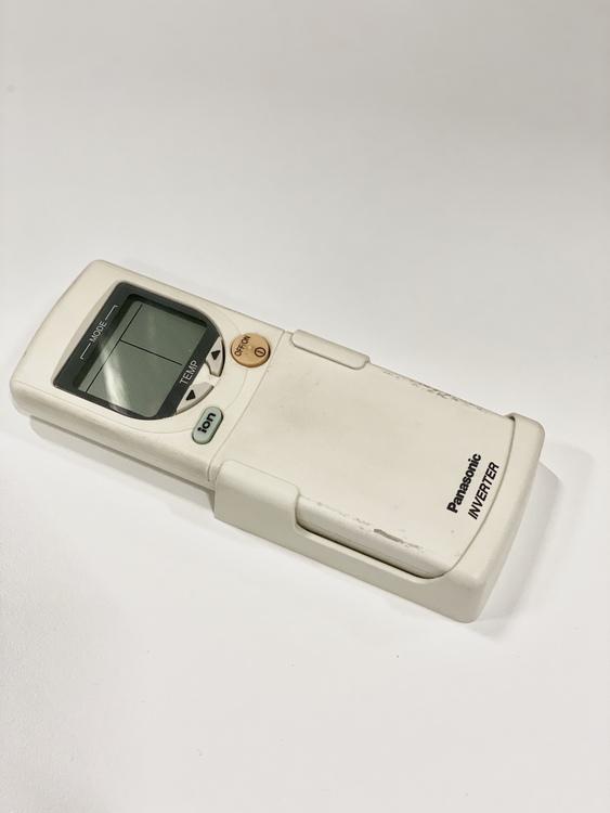 Panasonic Remote Control (A75C2616-1)